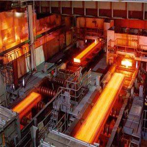 صنعت فولاد و آهن