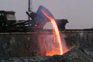 سرباره های آهن سازی
