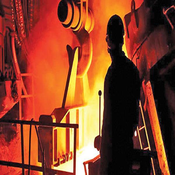 تاثیر تحریم ها در تولید فولاد