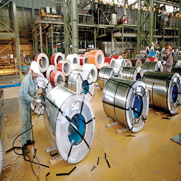 تولید داخلی فولاد