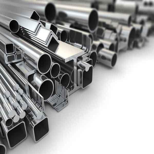 انواع مقاطع فولادی