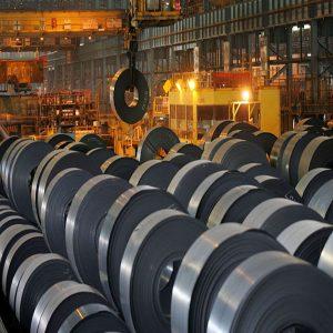 اقتصاد ایران بر مبنای فولاد