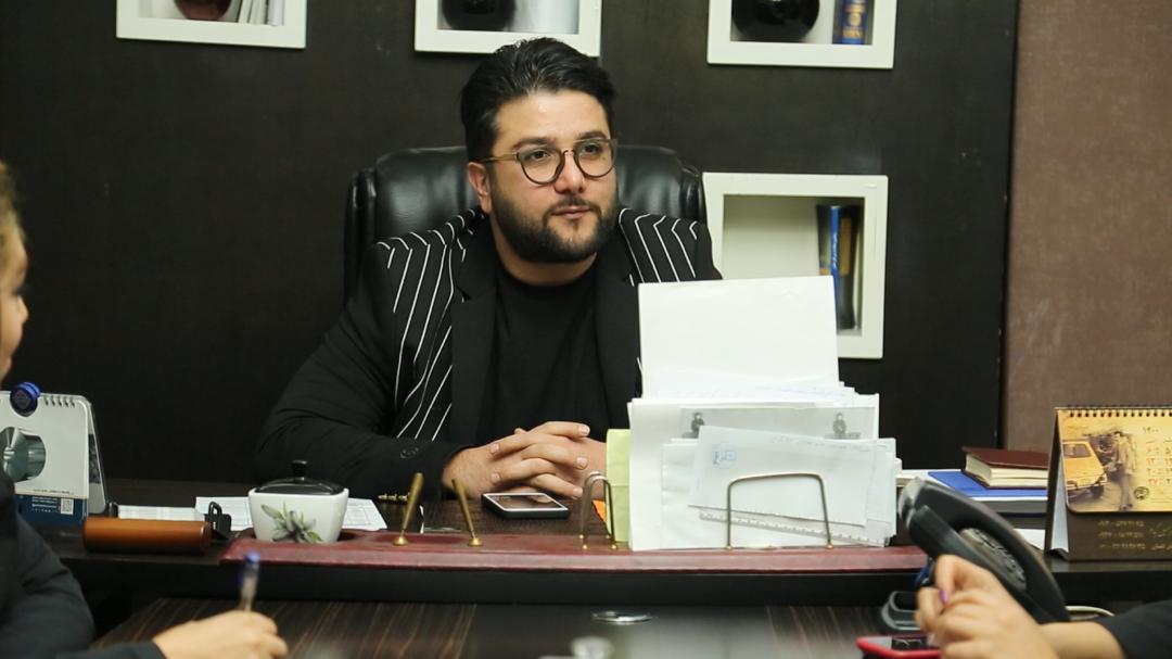 مهندس شریف آرسیس