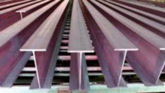 ساختار تیرآهن های بال پهن
